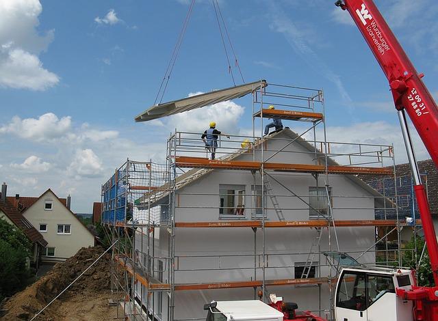 Budujemy domu – okna i rolety